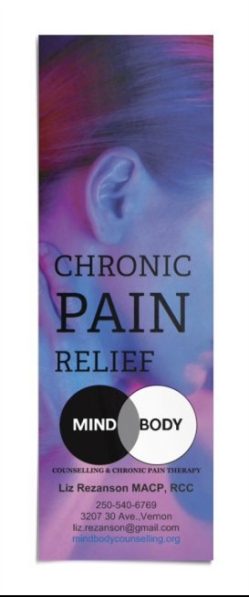 CHRONIC PAIN RELIEF